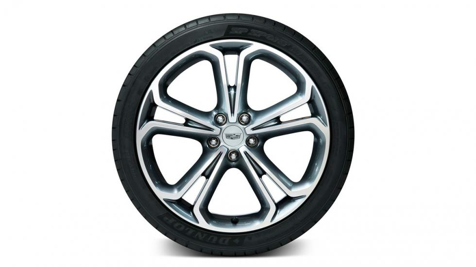 Cadillac ELR 2016 rueda