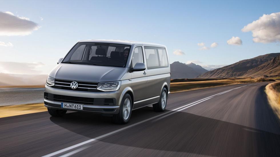 Volkswagen T6 2015 multivan