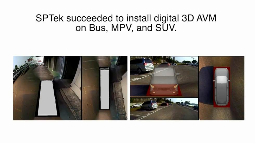 SPTek 3D AVM - 20