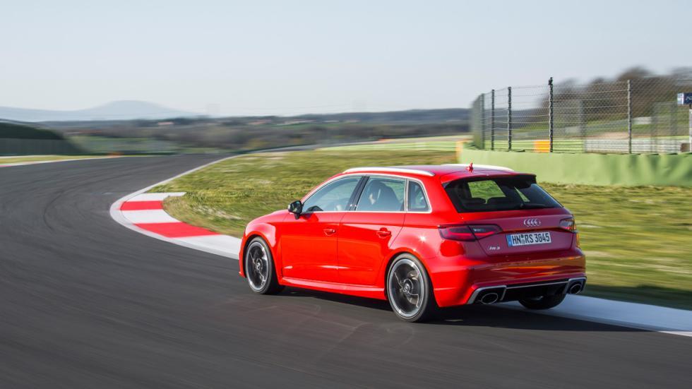 Audi RS 3 Sportback trasera