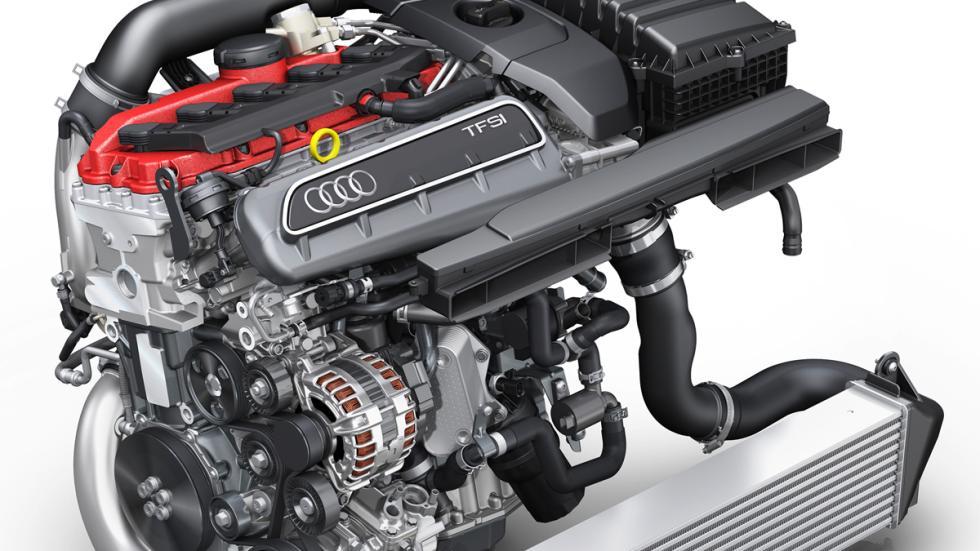 Audi RS 3 Sportback motor