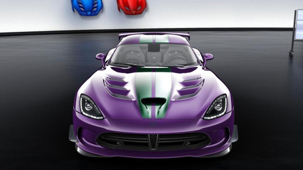 Dodge Viper GTC frontal