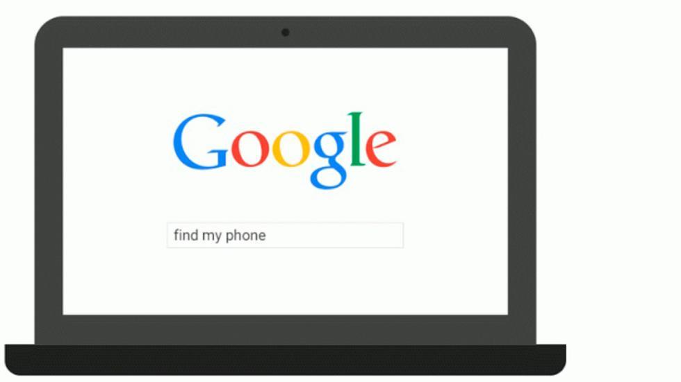 Google encuentra tu móvil con Find my Phone - 2