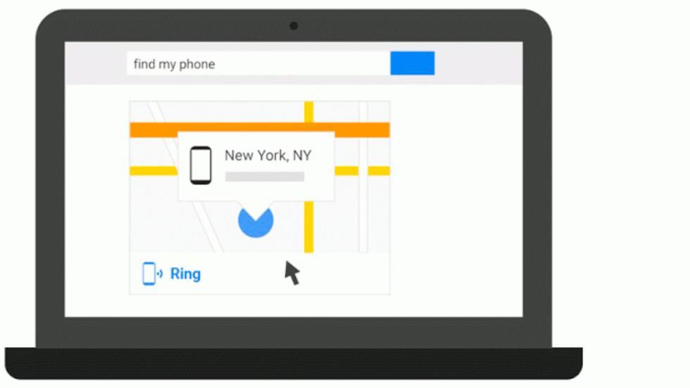 Google encuentra tu móvil con Find my Phone - 4