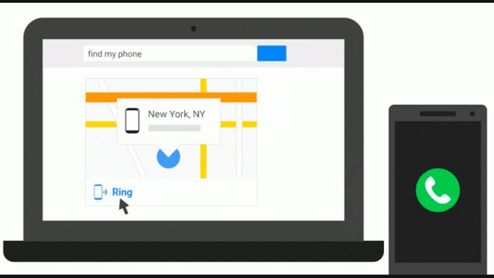 Google encuentra tu móvil con Find my Phone - 5