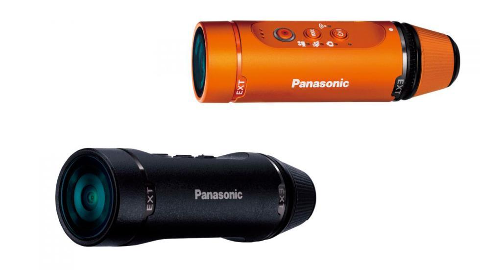 Cámara de acción Panasonic HX-A1 POV - 2