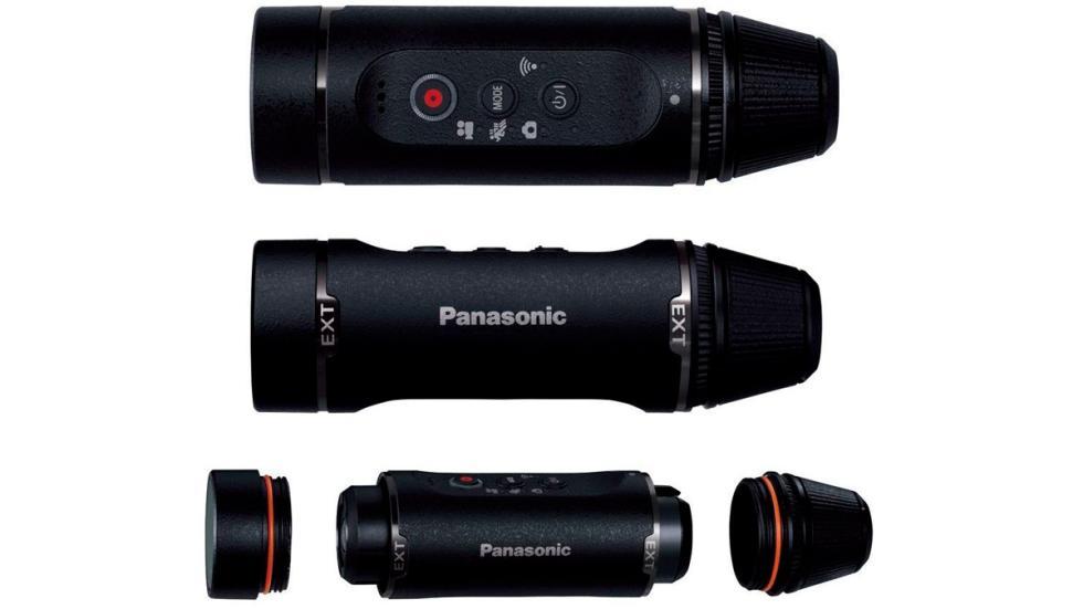 Cámara de acción Panasonic HX-A1 POV - 3