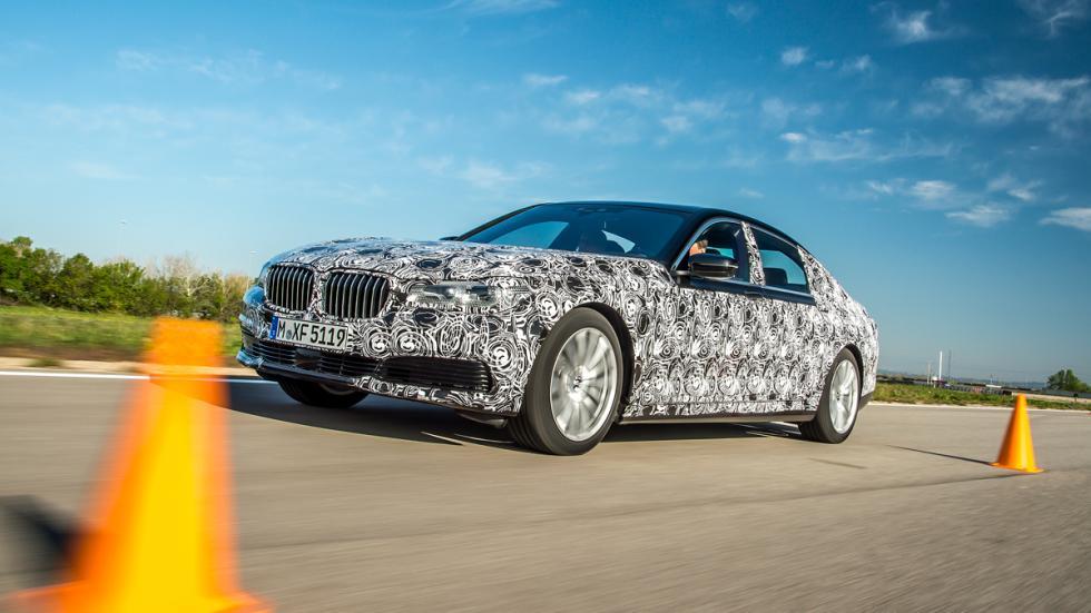 prueba BMW Serie 7 2015 3