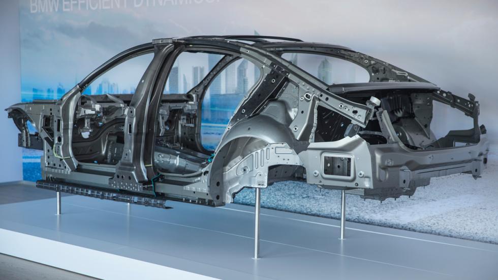 carroceria bmw serie 7 2015
