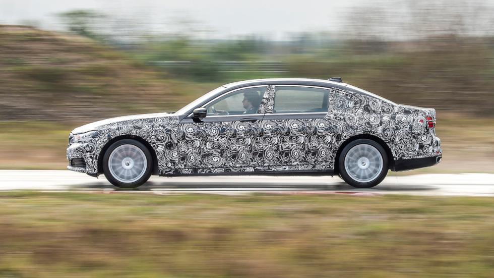 prueba BMW Serie 7 2015 2