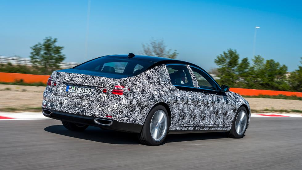 prueba BMW Serie 7 2015 4