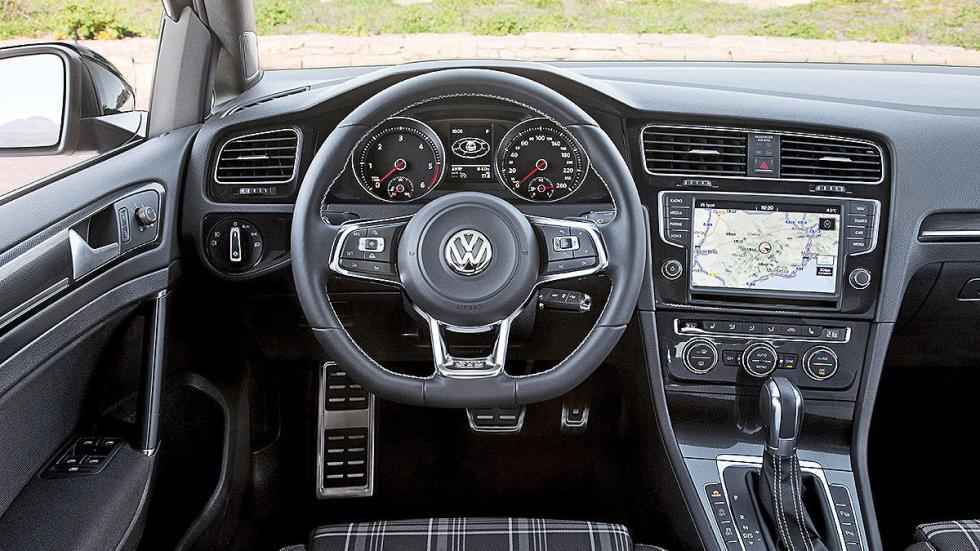 Prueba: Volkswagen Golf GTD Variant volante