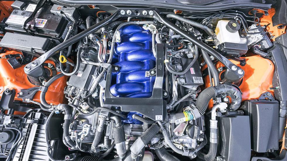 Lexus RC F motor