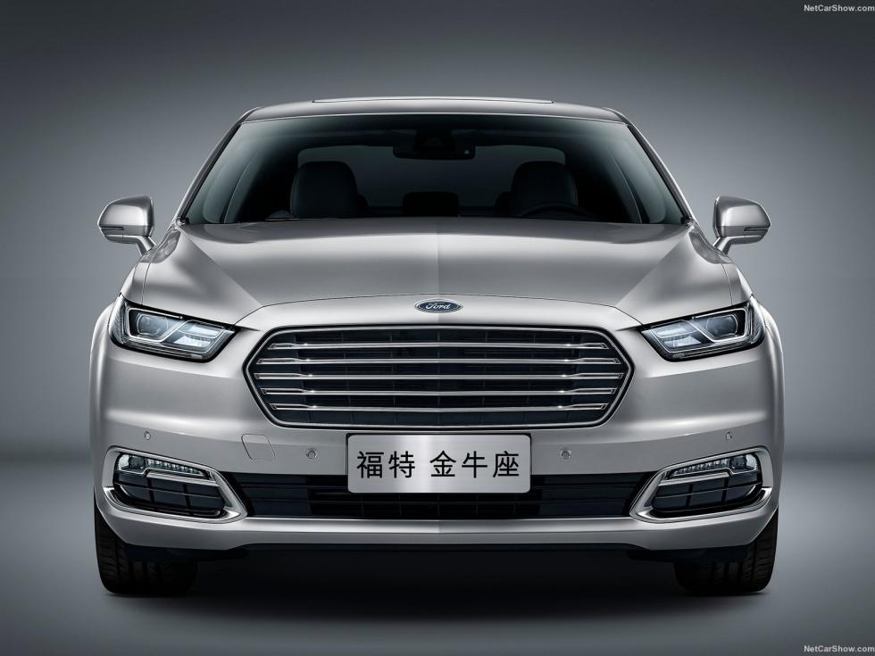 Ford Taurus frontal