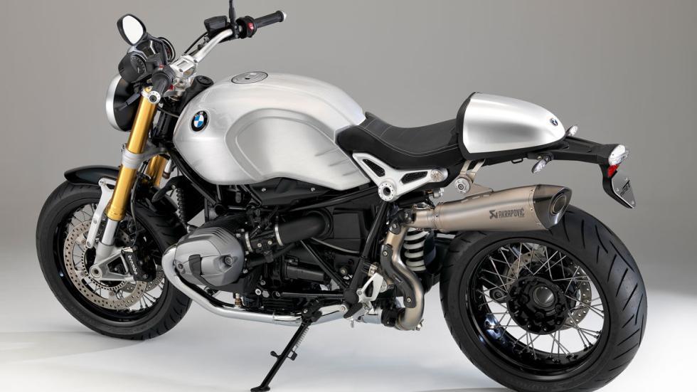 Más opciones de personalización para la BMW R nine T
