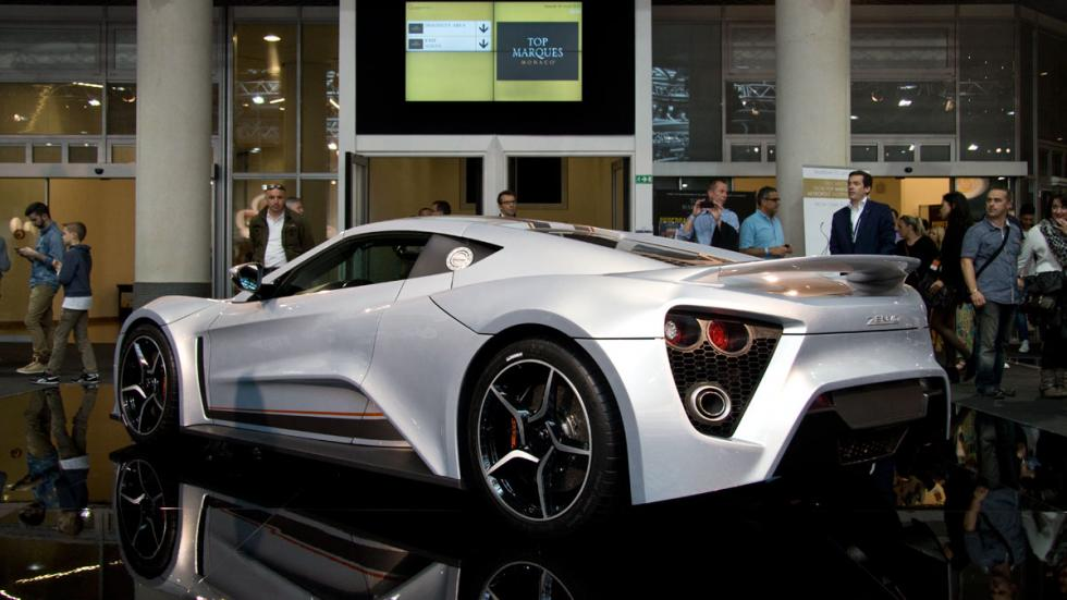 Top Marques 2015  zenvo trasera