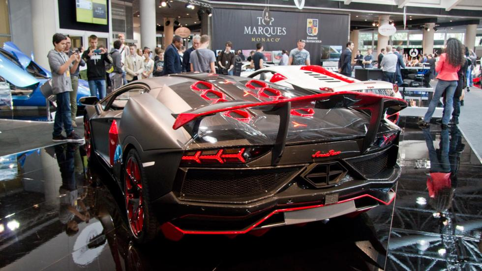Top Marques 2015 lamborghini aventador nimrod