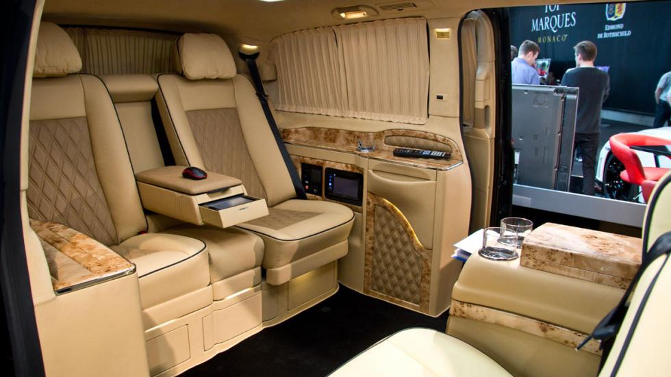 Top Marques 2015 sprinter jet