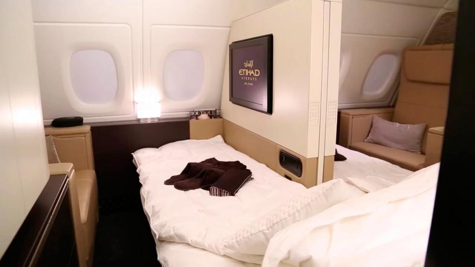 Etihad - The Apartament