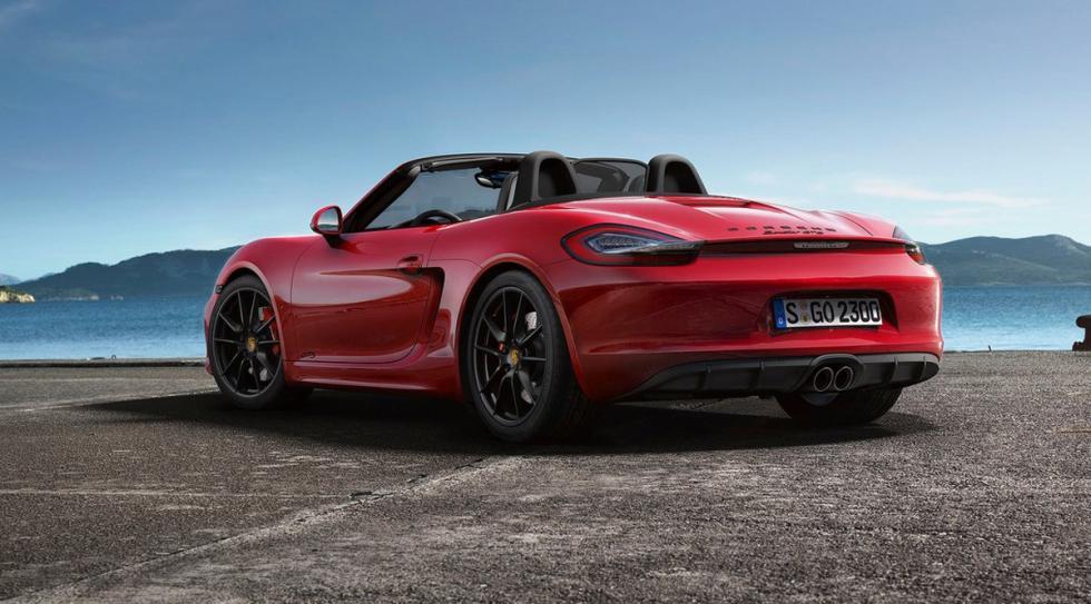 mejores-cabrios-primavera-Porsche-Boxster-GTS