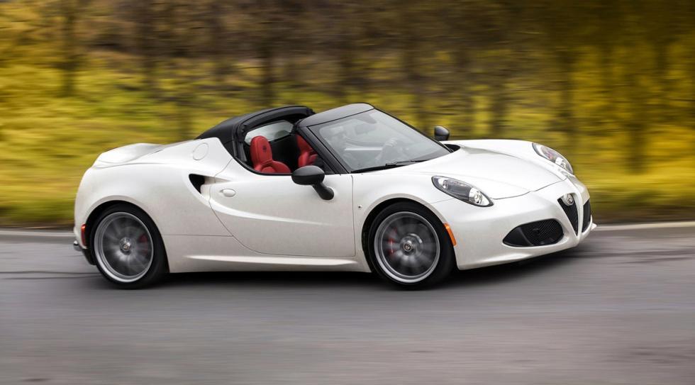 mejores-cabrios-primavera-Alfa-Romeo-4C-Spider