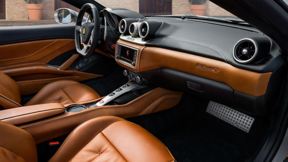 Ferrari California T Tailor Made interior