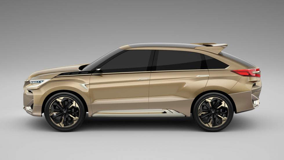 Honda Concept D lateral