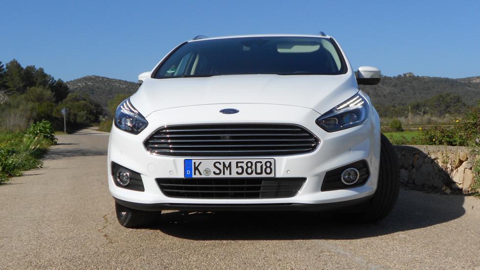nueva parrilla ford s-max 2015