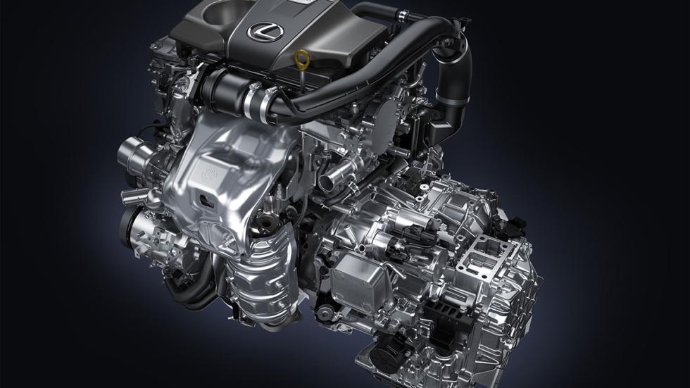 Lexus RX 200t motor
