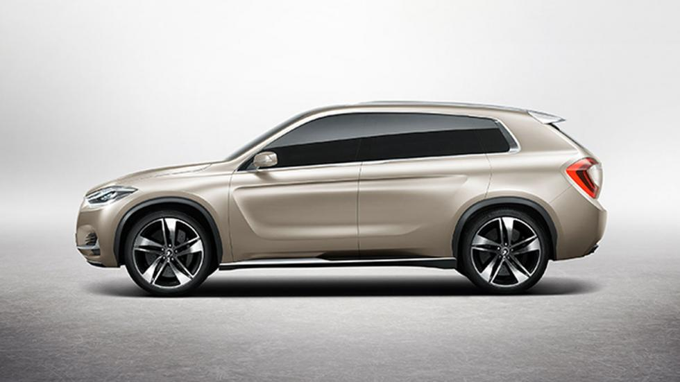 Zinoro Concept Next lateral