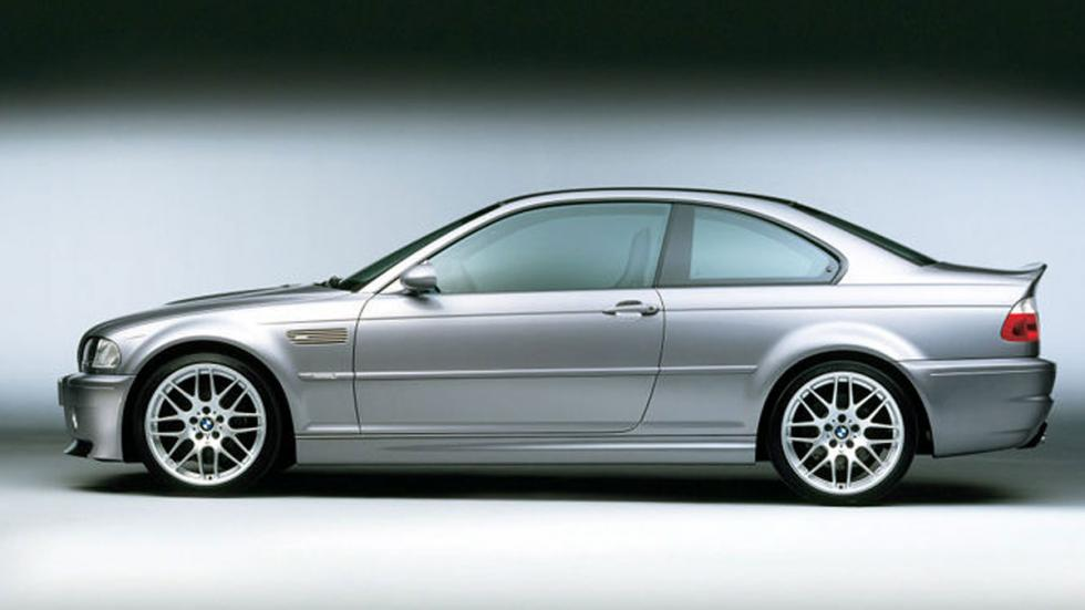 BMW M3 E46 CSL lateral