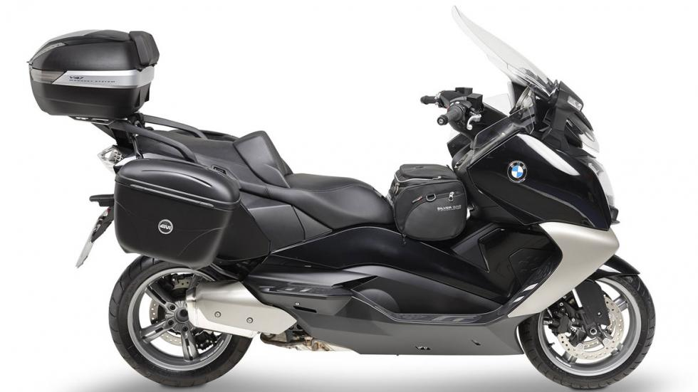 Maletas y bolsas GIVI para BMW C 650 GT