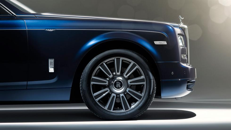 Rolls-Royce Phantom Limelight llantas