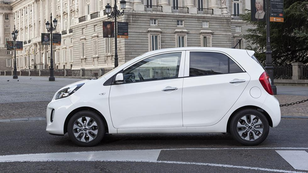 Nuevo Kia Picanto 2015 en movimiento
