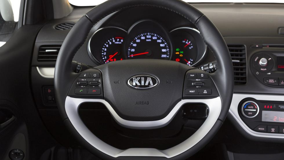 Nuevo Kia Picanto 2015 volante