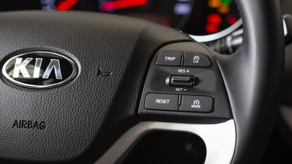 Nuevo Kia Picanto 2015 control de velocidad