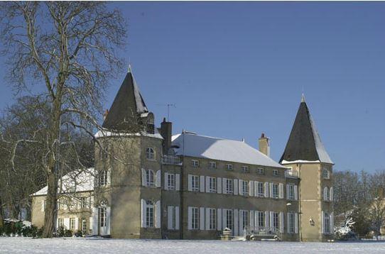 Chateau du Creuset en Francia