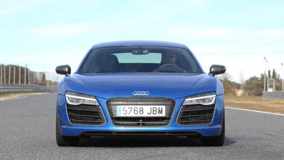 Audi R8 LMX frontal