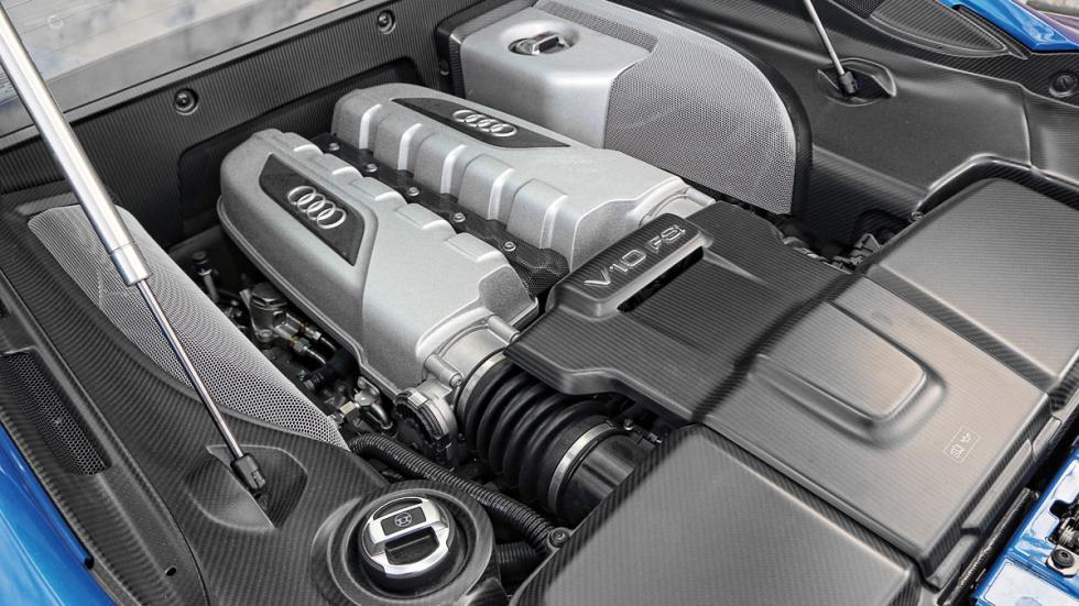 Audi R8 LMX motor