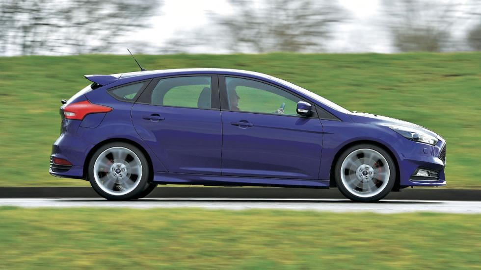 Ford Focus ST barrido