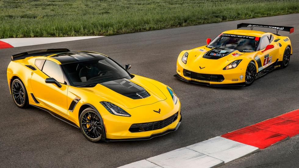 Chevrolet Corvette Z06 C7.R Edition 2016