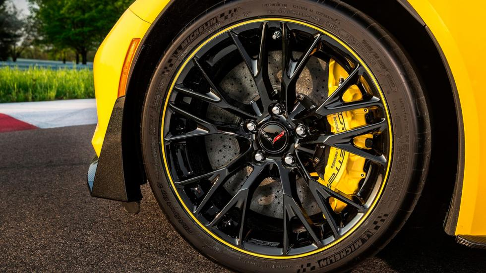 Chevrolet Corvette Z06 C7.R Edition 2016 rueda