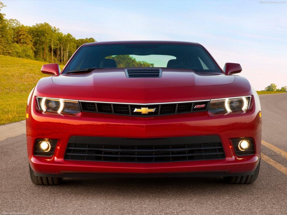 Chevrolet Camaro frontal
