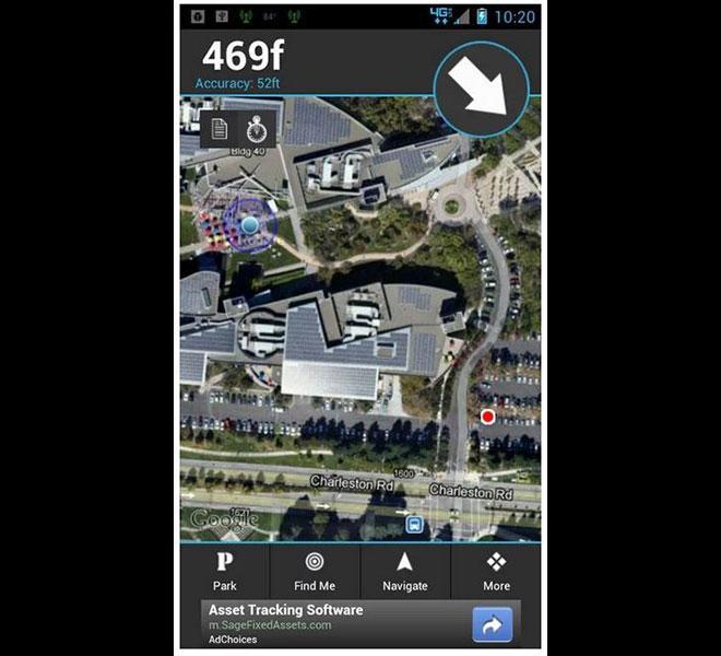 App MyCar Locator
