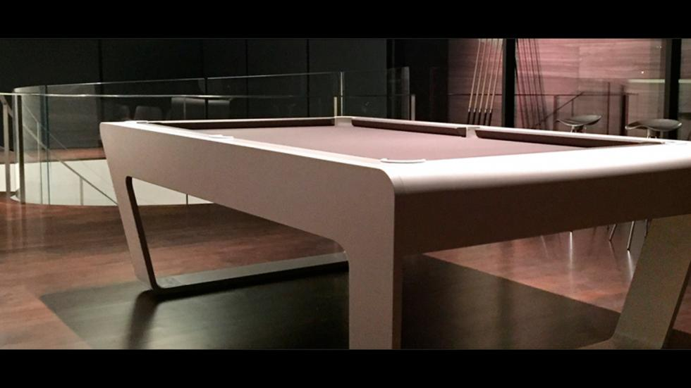 Mesa de billar Porsche Design Studio - 12