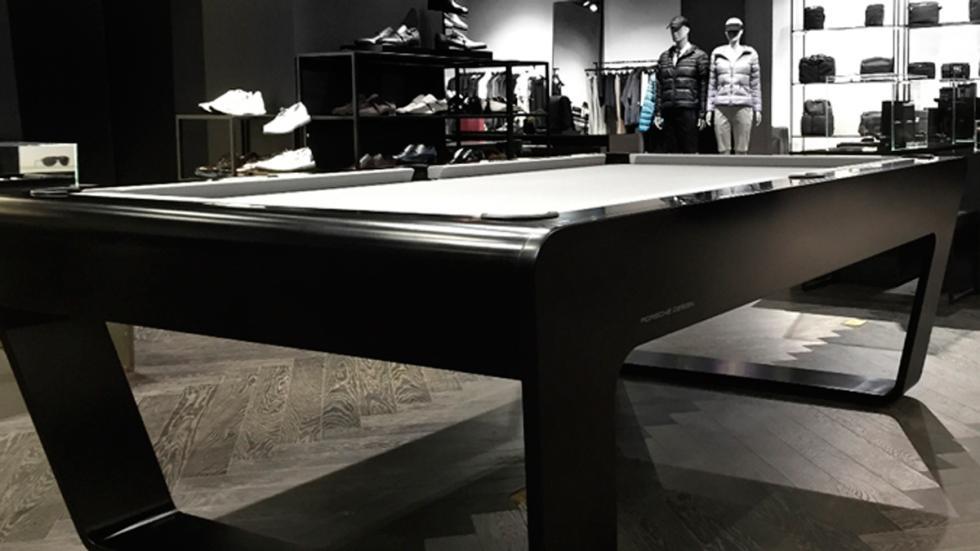 Mesa de billar Porsche Design Studio - 13