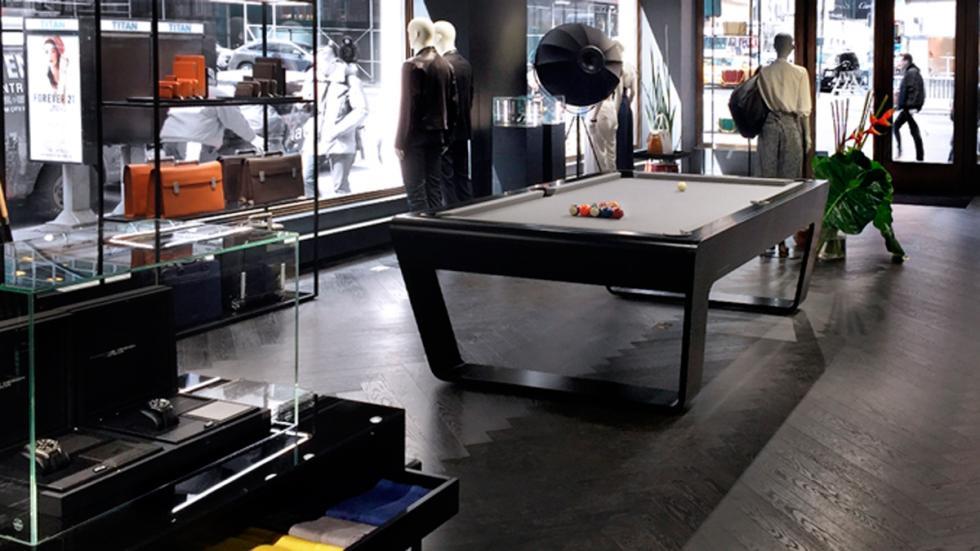 Mesa de billar Porsche Design Studio - 14