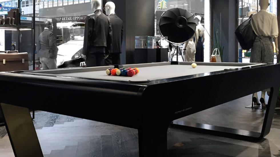Mesa de billar Porsche Design Studio - 15