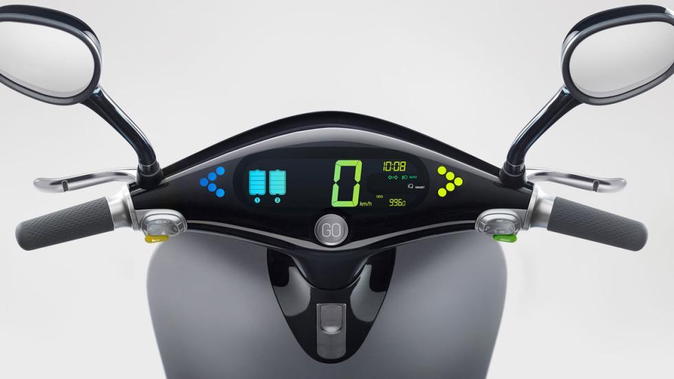 Instrumentación digital para el Smartscooter