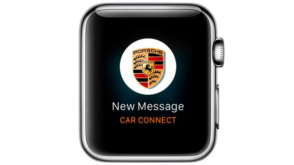 App de Porsche y BMW para Apple Watch - 2
